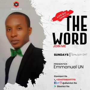 The Word With Emmanuel Un